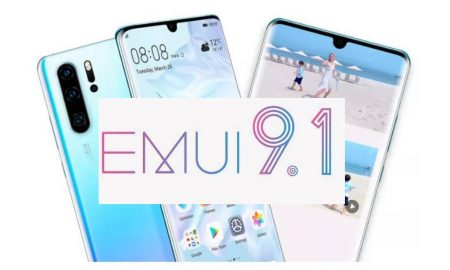 EMUI 9.1
