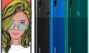 No bangs without water drops, no boring, Huawei P Smart Z exposure