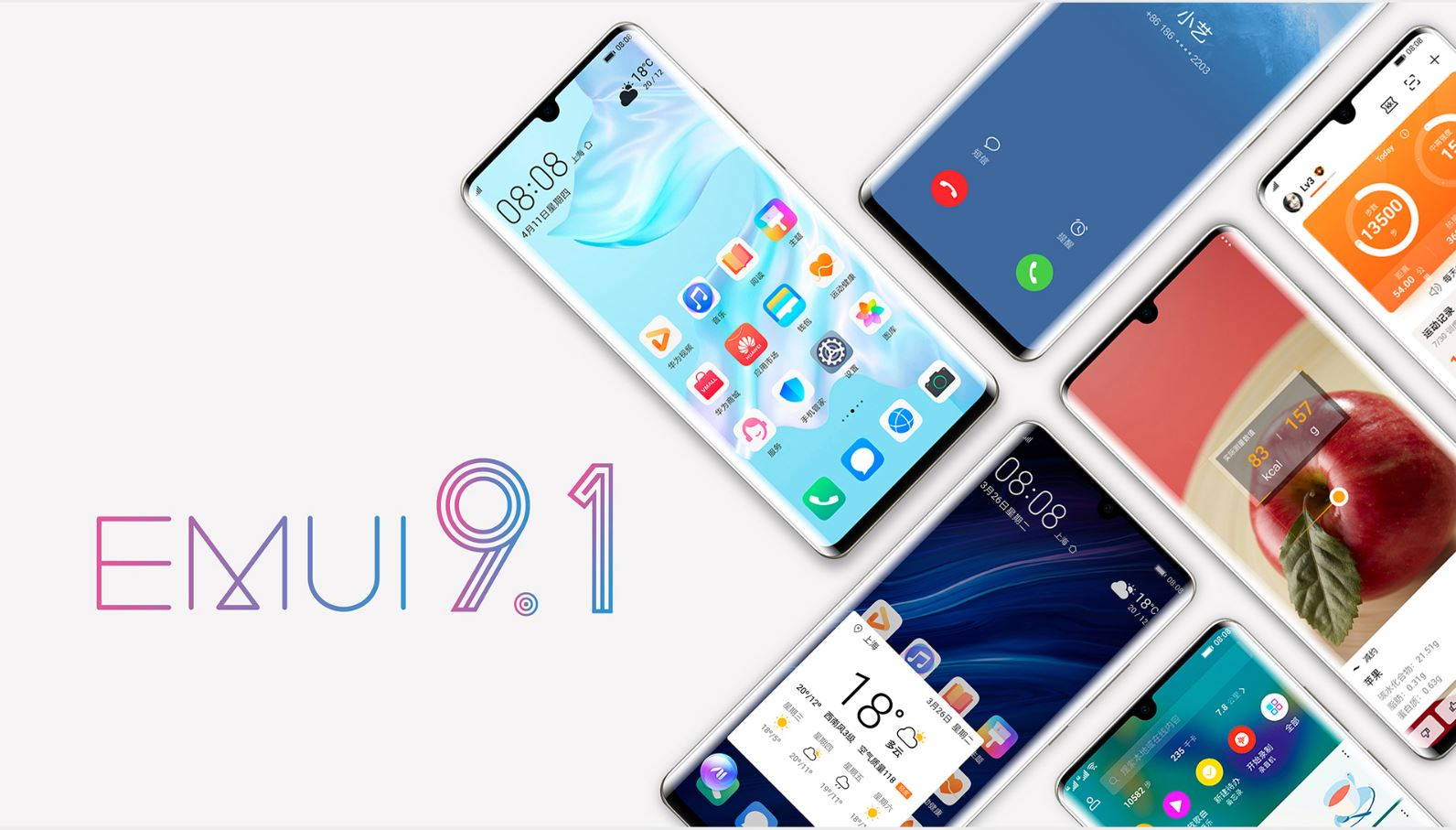 What is EMUI? Complete Details of Huawei's Android skin.