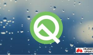 Android Q EMUI