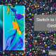 Huawei P30 Pro Tips And Tricks: Switch to Navigation Gestures