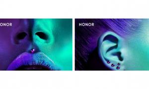 Huawei Honor 20 posters shows quad camerasHuawei Honor 20 posters shows quad cameras