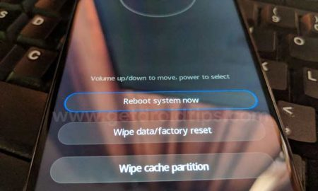 How to factory reset Huawei P20 Pro