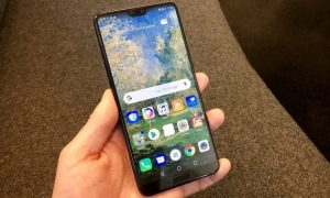 How to hide apps in Huawei P20 Pro