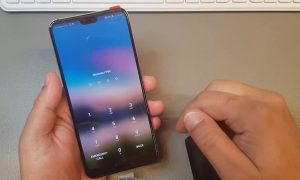 How to unlock Huawei P20 Pro if forgot password