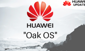 Huawei's new OS to be called Oak OS internationally