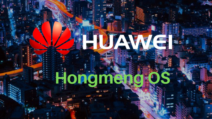 Huawei executives confirmed that Hongmeng OS is ready for