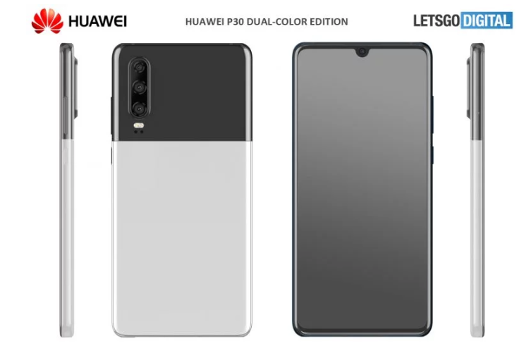 Huawei P30 dual color