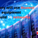 Germany will use Huawei equipment to build 5G networks