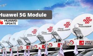 Huawei 5G module