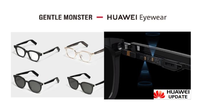 Huawei EyeWear smart glasses