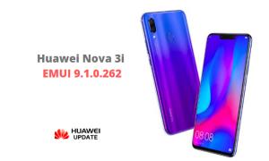 Huawei Nova 3i EMUI 9.1.0.262