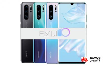 Huawei P30 emui 10
