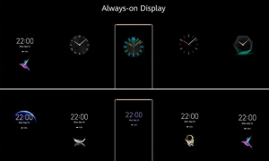 always on display huawei