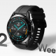 watch gt 2 huawei 2 weeks battery life
