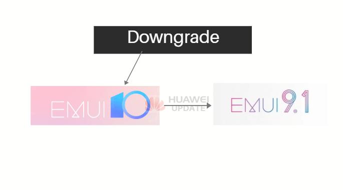 Downgrade EMUI 10 to EMUI 9.1
