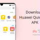 Download Huawei Quick App