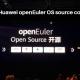 Download Huawei openEuler source code