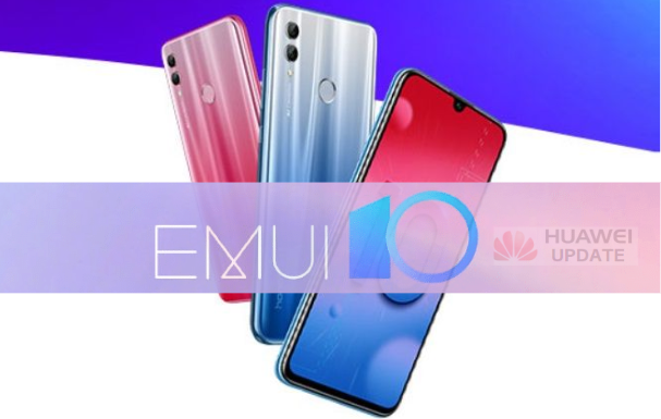 Honor 10 Youth Edition EMUI