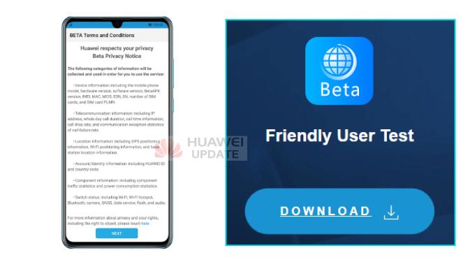 How to Join Huawei Beta Program