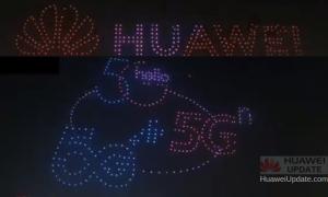 Huawei 5G Drone Light