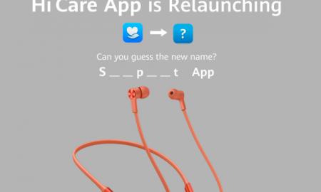Huawei Hi Care App