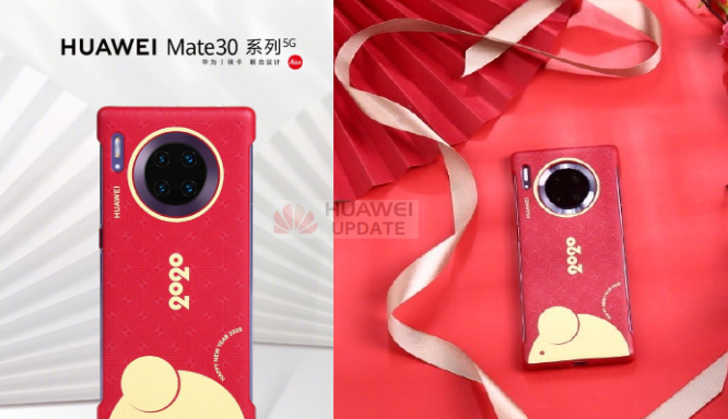 Huawei Mate 30 and 30 Pro