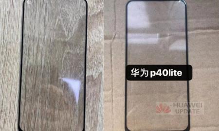 Huawei P40 lite tempered film