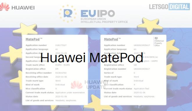 MatePod trademark