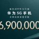 6.9 million units in 2019