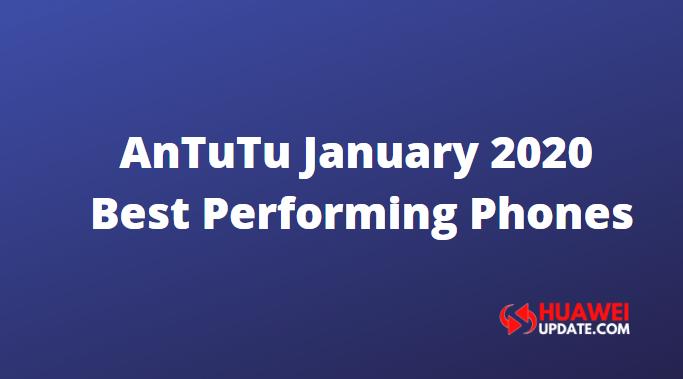 AnTuTu best performing phones