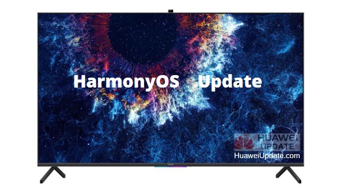 HarmonyOS first Update