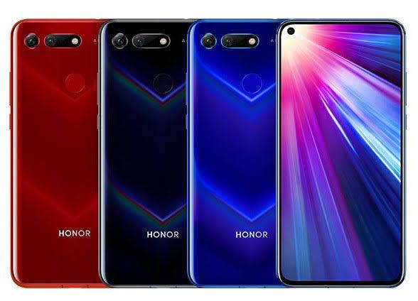 Honor V20 8GB variant
