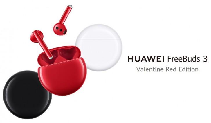 Huawei Freebuds 3 Valentine
