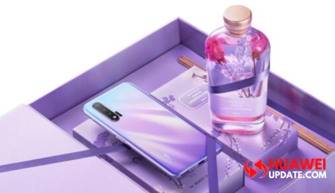 Huawei Nova 6 5G beast