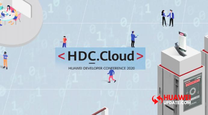 HDC Cloud Huawei 2020