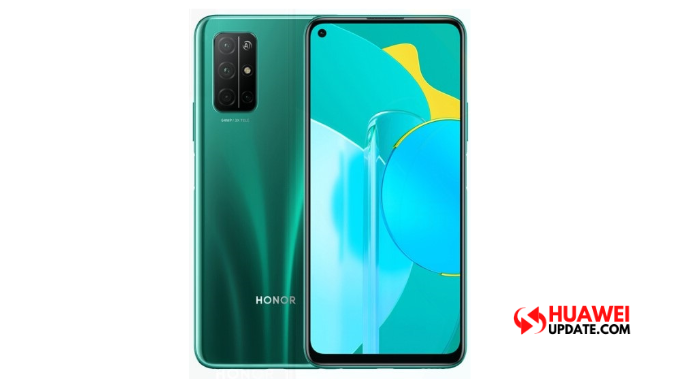 Honor 30S Render