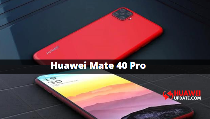 Huawei Mate 40 Pro Specifications