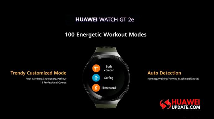 Huawei Watch GT 2e official