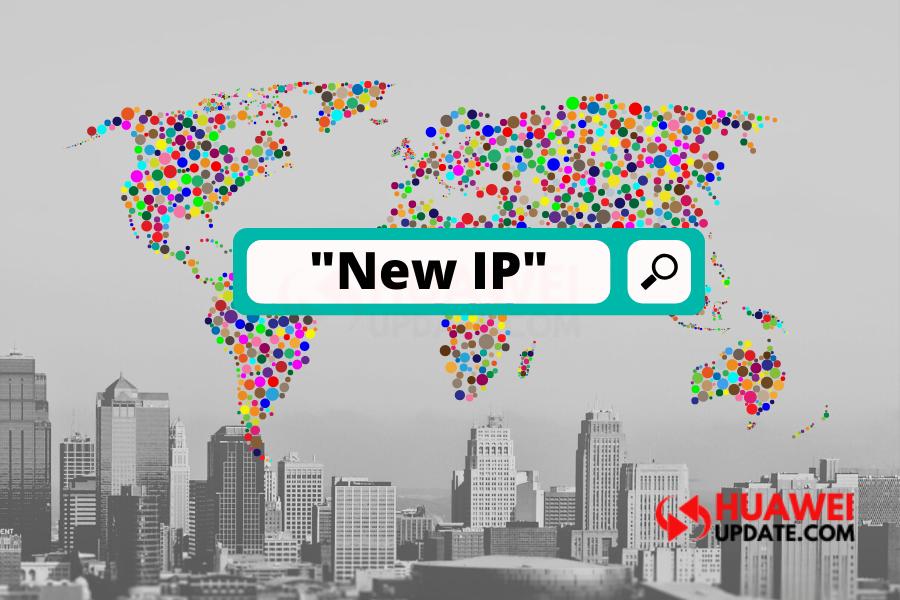New IP - A new standard