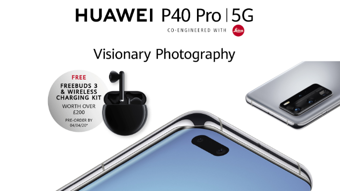 P40 Pro 5G Deal