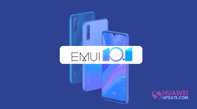 EMUI 10.1 Internal Beta Huawei Enjoy 10s and Honor 20 Youth Edition