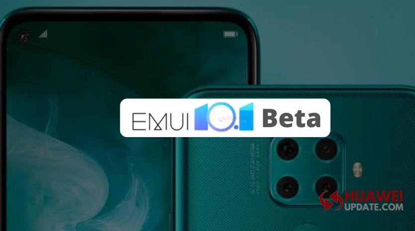 EMUI 10.1 beta