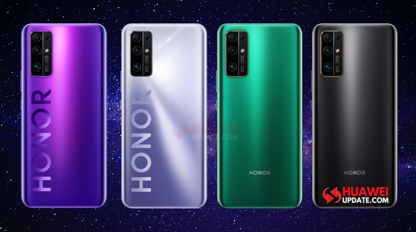 Honor 30 Colors and Specifications