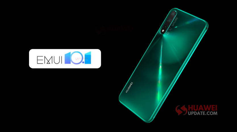 Huawei Nova 5 Pro EMUI 10.1