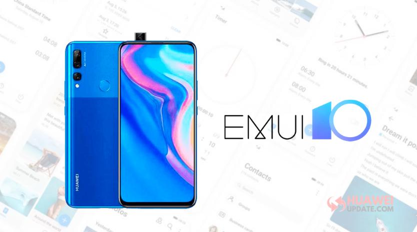 Huawei Y9 Prime 2019 EMUI 10