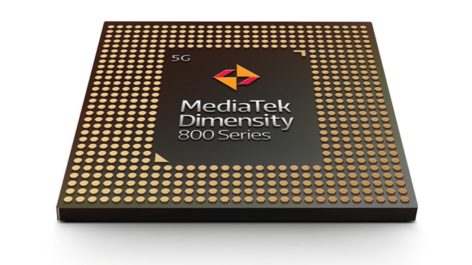 Dimensity 800 processor