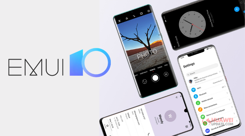 EMUI 10 update Globally