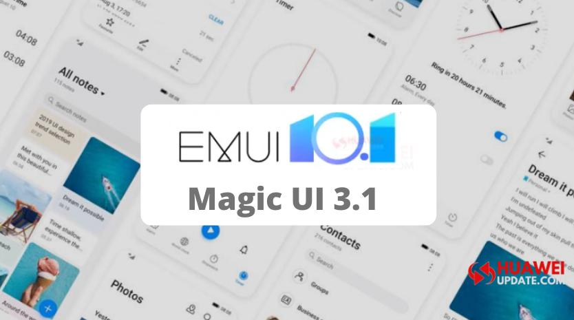 EMUI 10.1 Public Beta