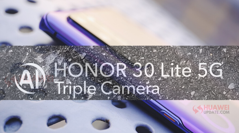 Honor 30 Lite aka Youth Edition